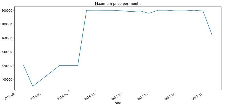 Python Pandas : House Market Analysis – Munich (2016-2017